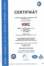 ČSN EN ISO 14001:2005