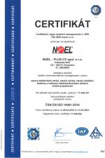 ISO 14001:2016 (CZ)