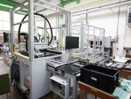 ATS - FIP and GEL Dispensing line