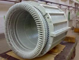 Opravený motor